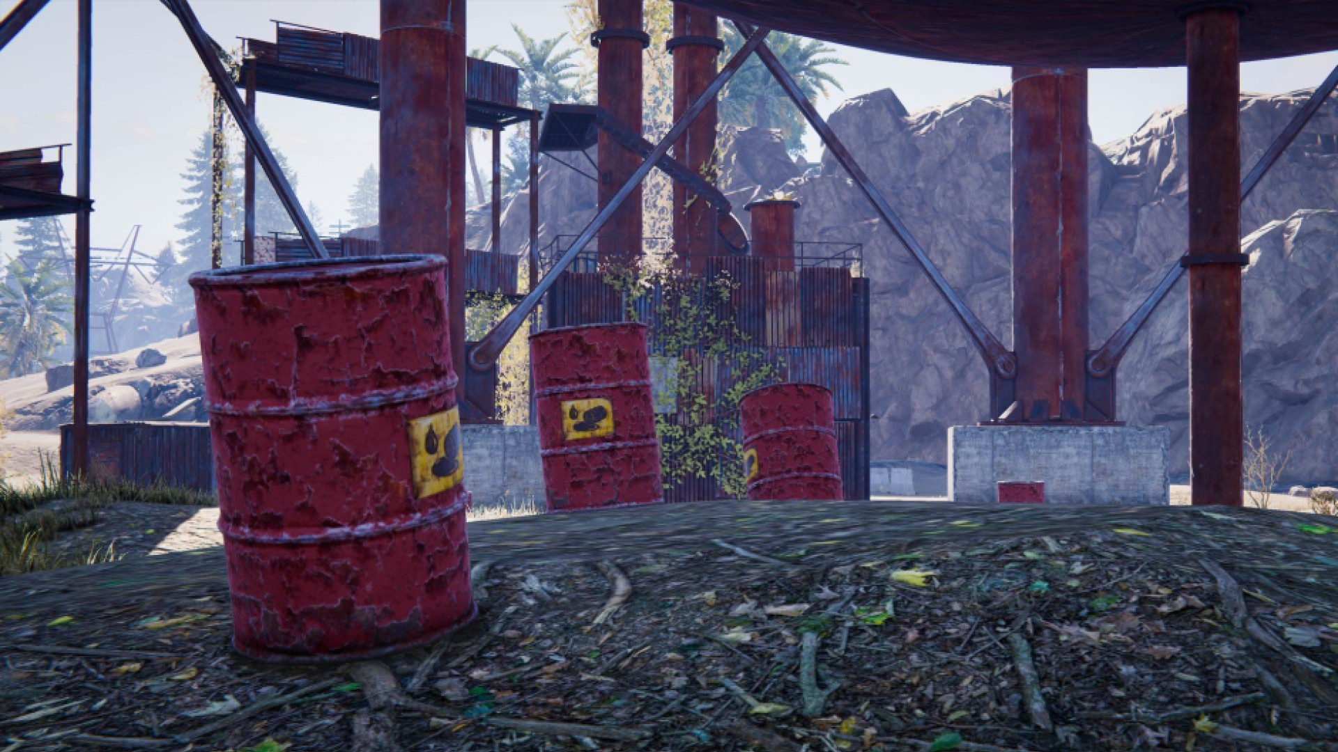 Rust Console Edition - Red Barrels
