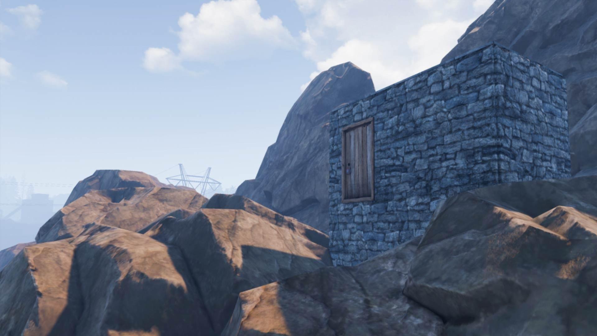 Rust Console Edition - Base Location