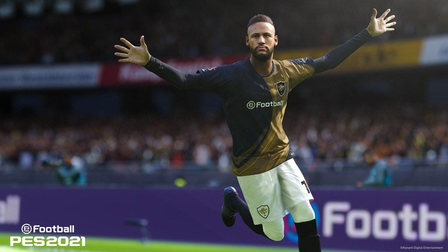 Brazilian Superstar Neymar to Bring Trademark Tekkers to Pro Evolution Soccer - Kaiju Gaming