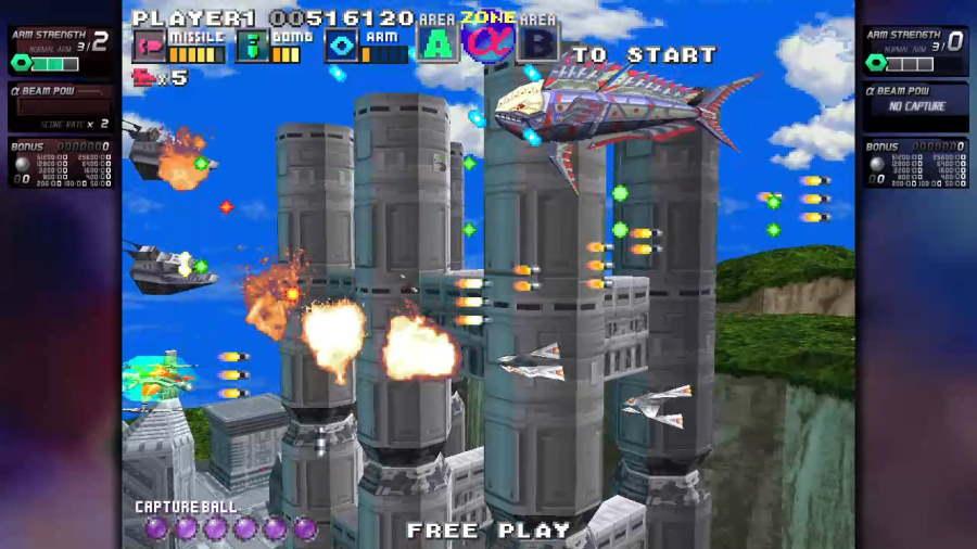 G-Darius HD Coming Later This Year - Kaiju Gaming