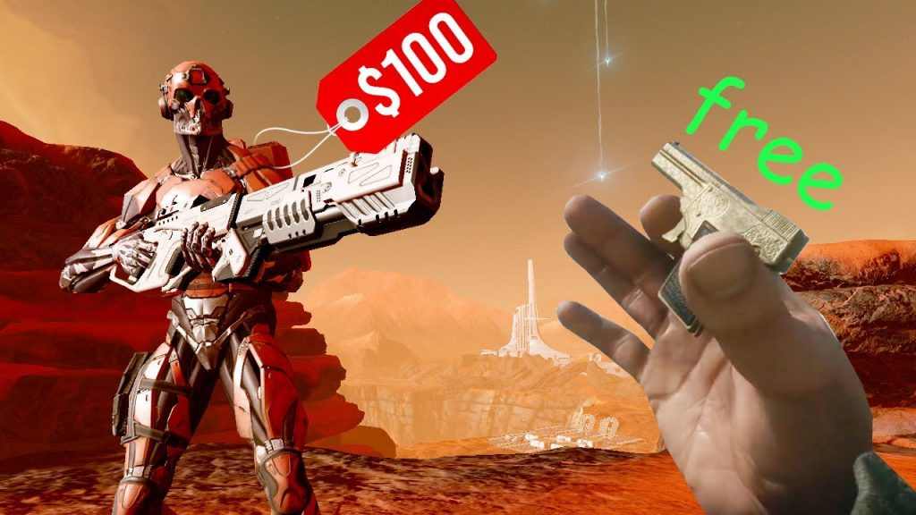 10 Free Games With TERRIBLE PAY TO WIN Mechanics