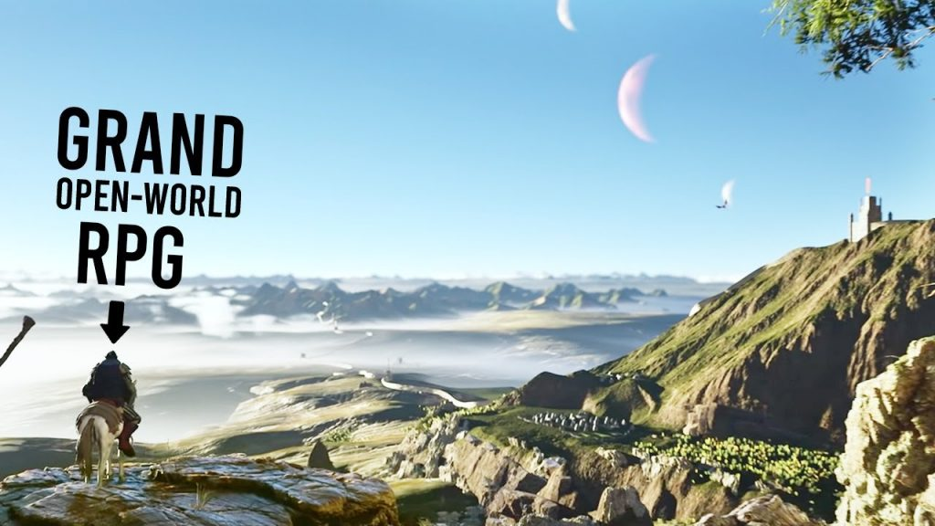 NEW OPEN WORLD RPG FROM EX-ELDER SCROLLS TEAM, EA WANTS CREDIT FOR NO CLOSURES, & MORE