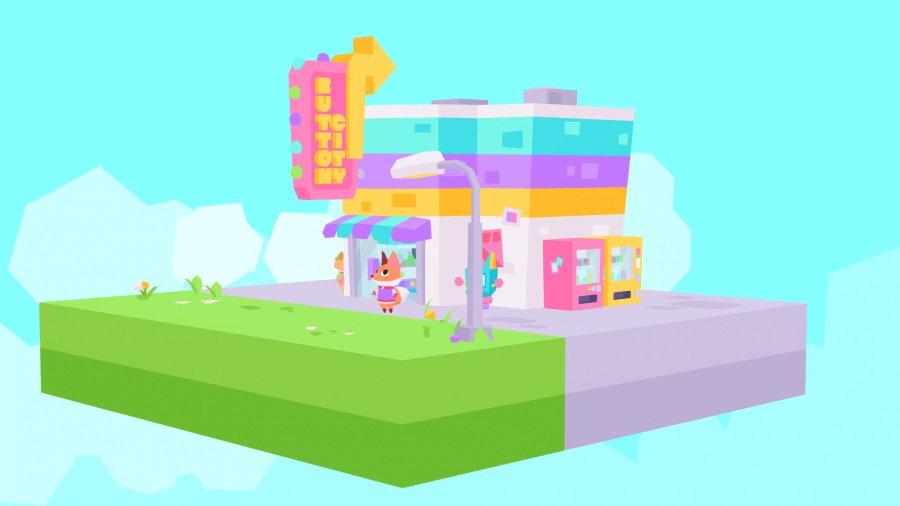Button City Review - Screenshot 1 of 6
